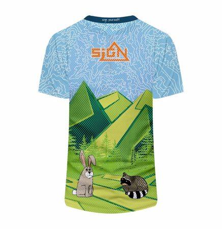 Koszulka VENT KIDS 2020 (2)