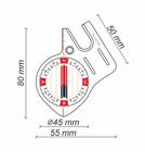Kompas SIGN-S4 Pro Biały (3)